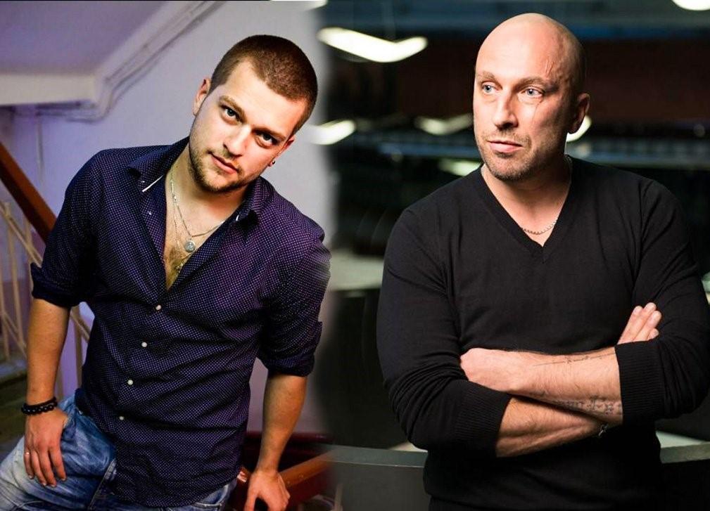 Дмитрий Нагиев и сын