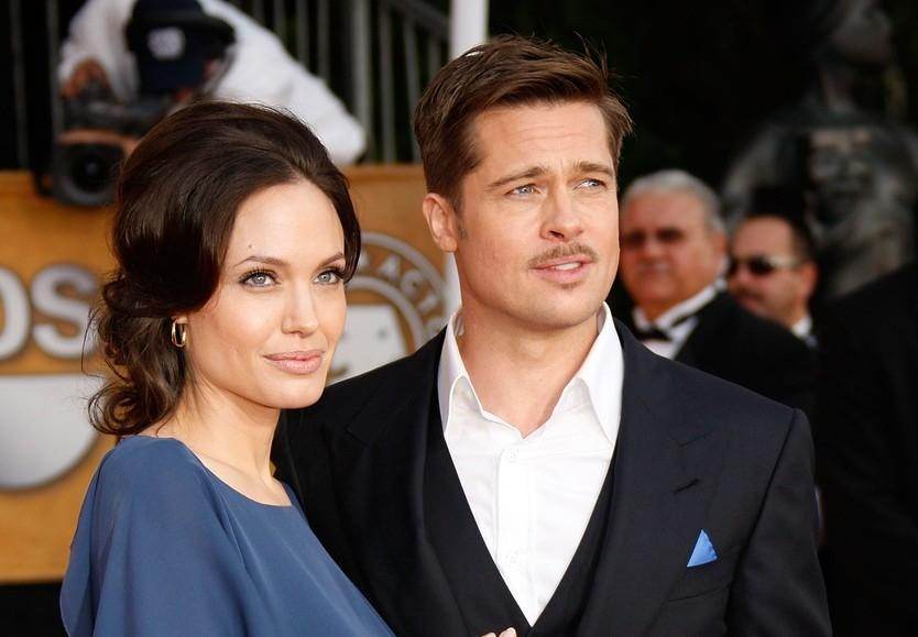 Питт и Джоли 2