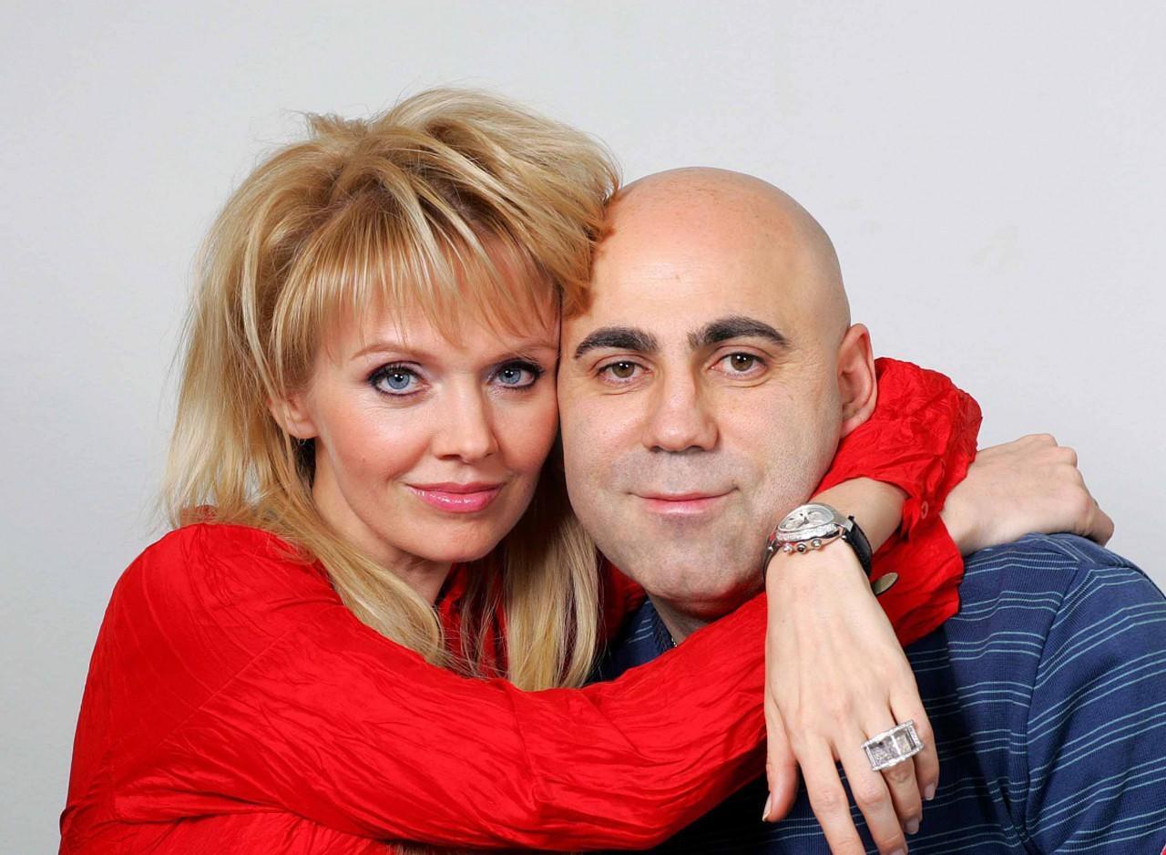 Валерия и Пригожин