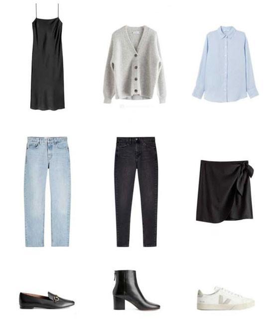Капсульный гардероб 3