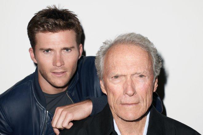 Клинт Иствуд и Скотт Иствуд