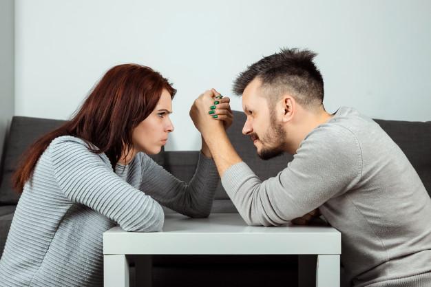 козерог в разводе
