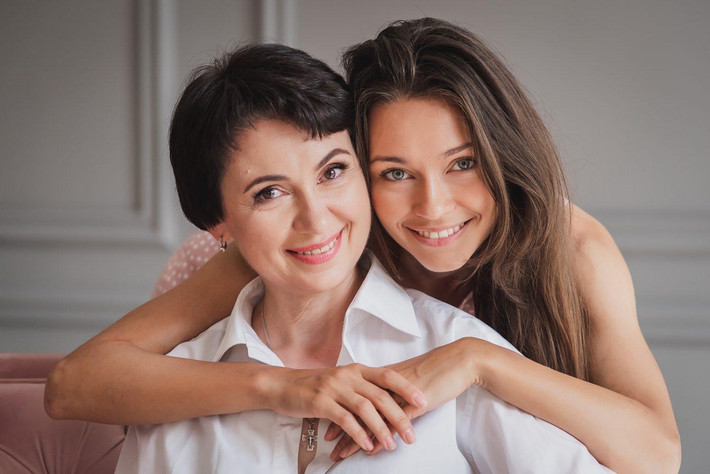 принятие матери