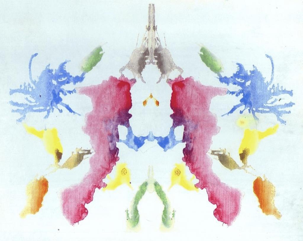 Невероятный тест Роршаха: то, что вы видите на этих 10 картинках, раскроет черты вашей личности