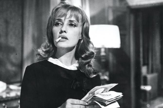Жанна Моро