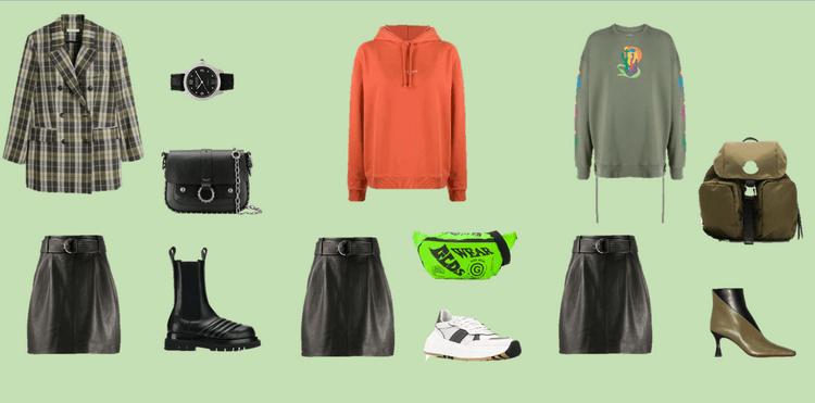 Капсульный гардероб на осень для активных мамочек от стилиста