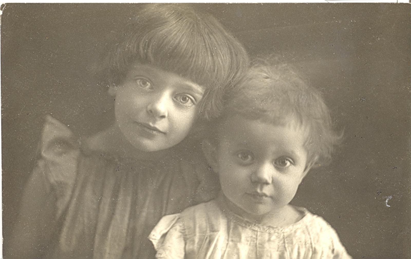 дети цветаевой