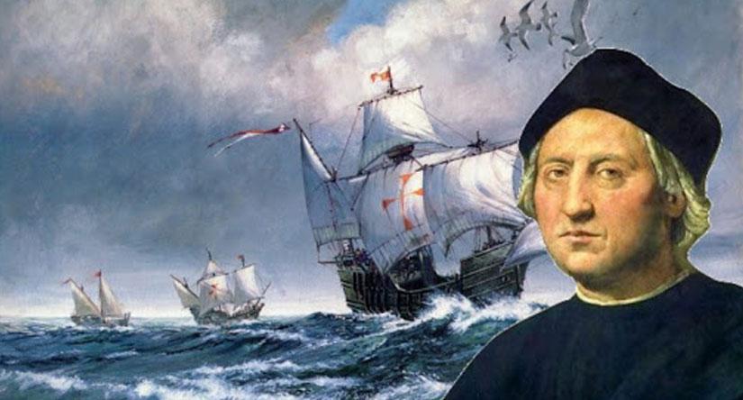 Христофор Колумб 2