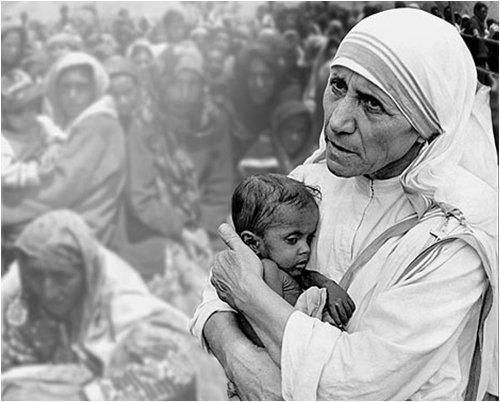 Мать Тереза 2