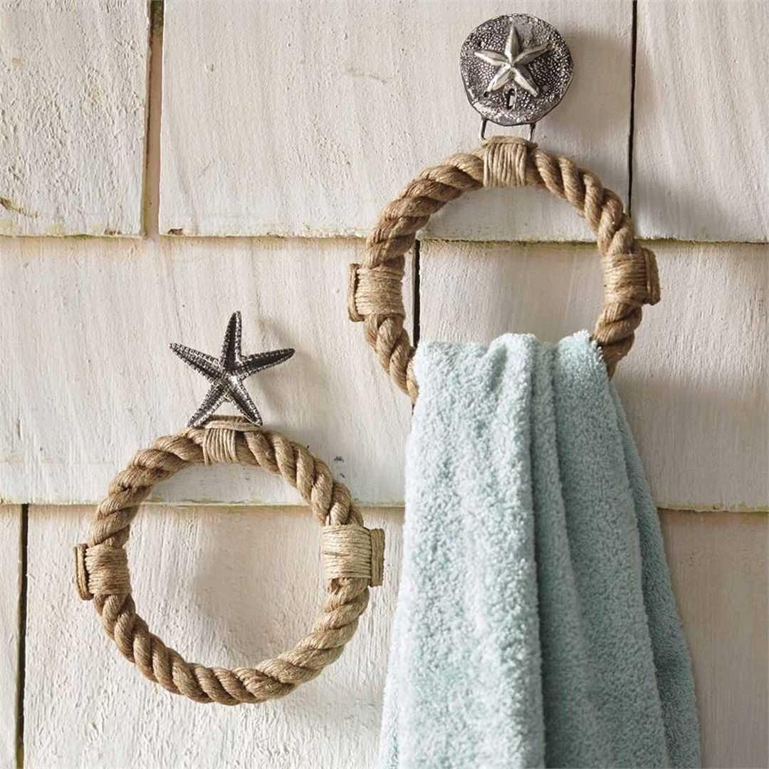 10 дизайнерских идей для домашнего декора из простой верёвки