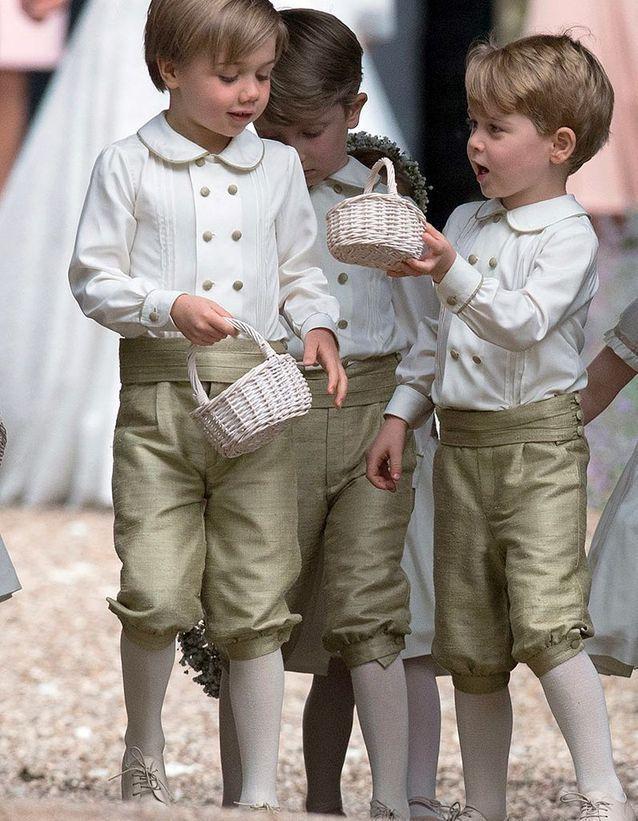 Маленький принц Джордж: самые красивые фото будущего короля!