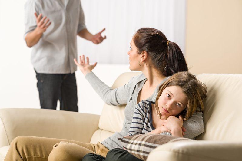 развод дети