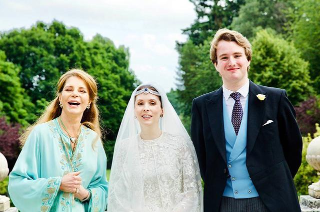 Бракосочетание принцессы Иордании Райи ибн Хусейн