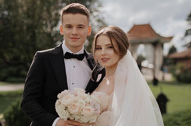 Свадьба Арсения Шульгина