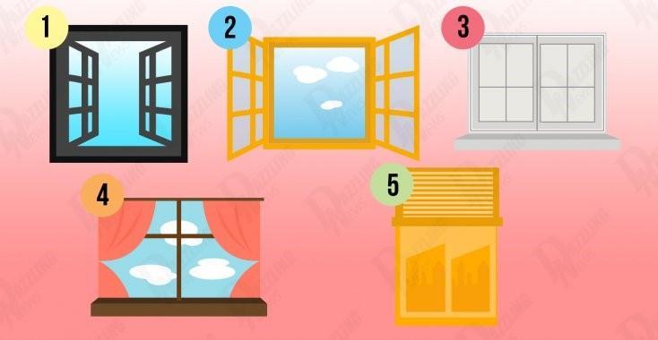 тест окно