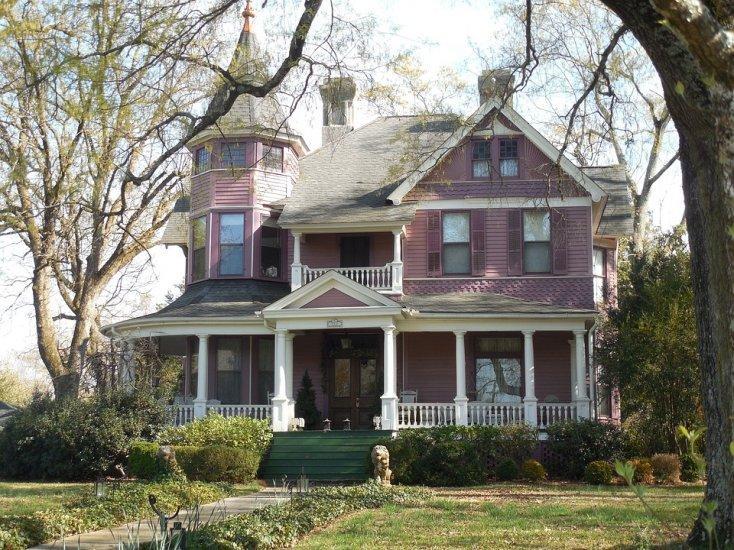 Тест: выберите дом своей мечты и узнайте всё о личности его хозяина