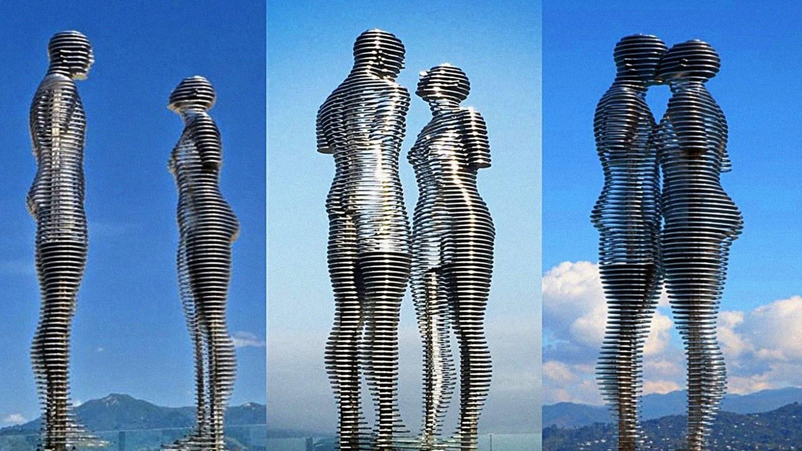 15 оригинальных скульптур со всего света, над которыми не властны законы физики
