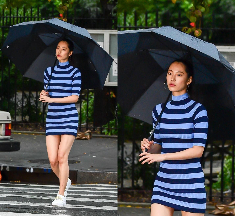 Модный казус: две знаменитости, не подозревая об этом, продемонстрировали одинаковые платья