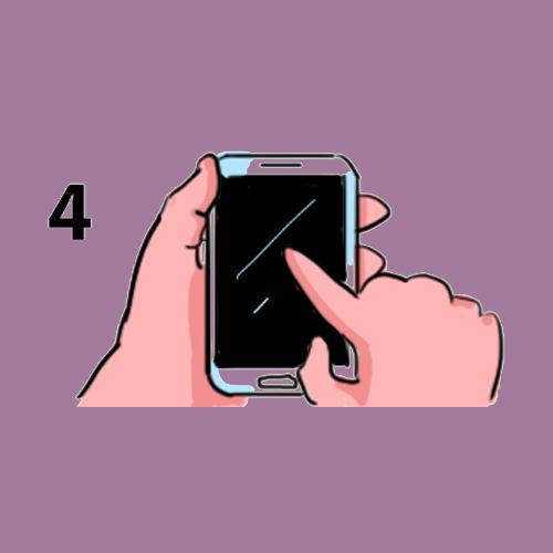 Тест с 99 % точностью! То, как вы держите телефон, раскроет вашу личность