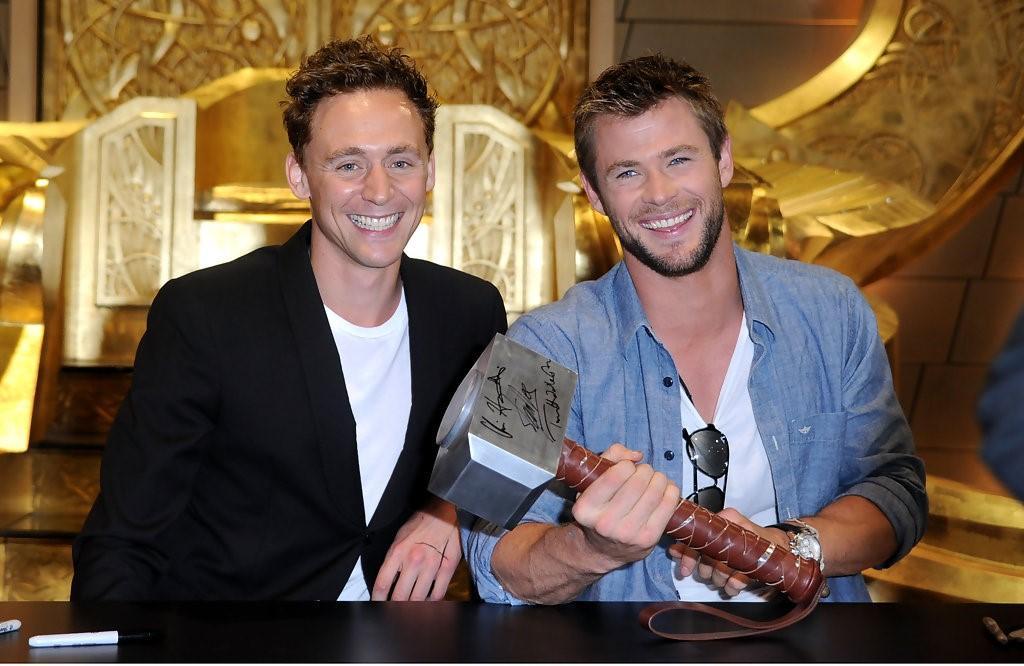 Локи и Тор