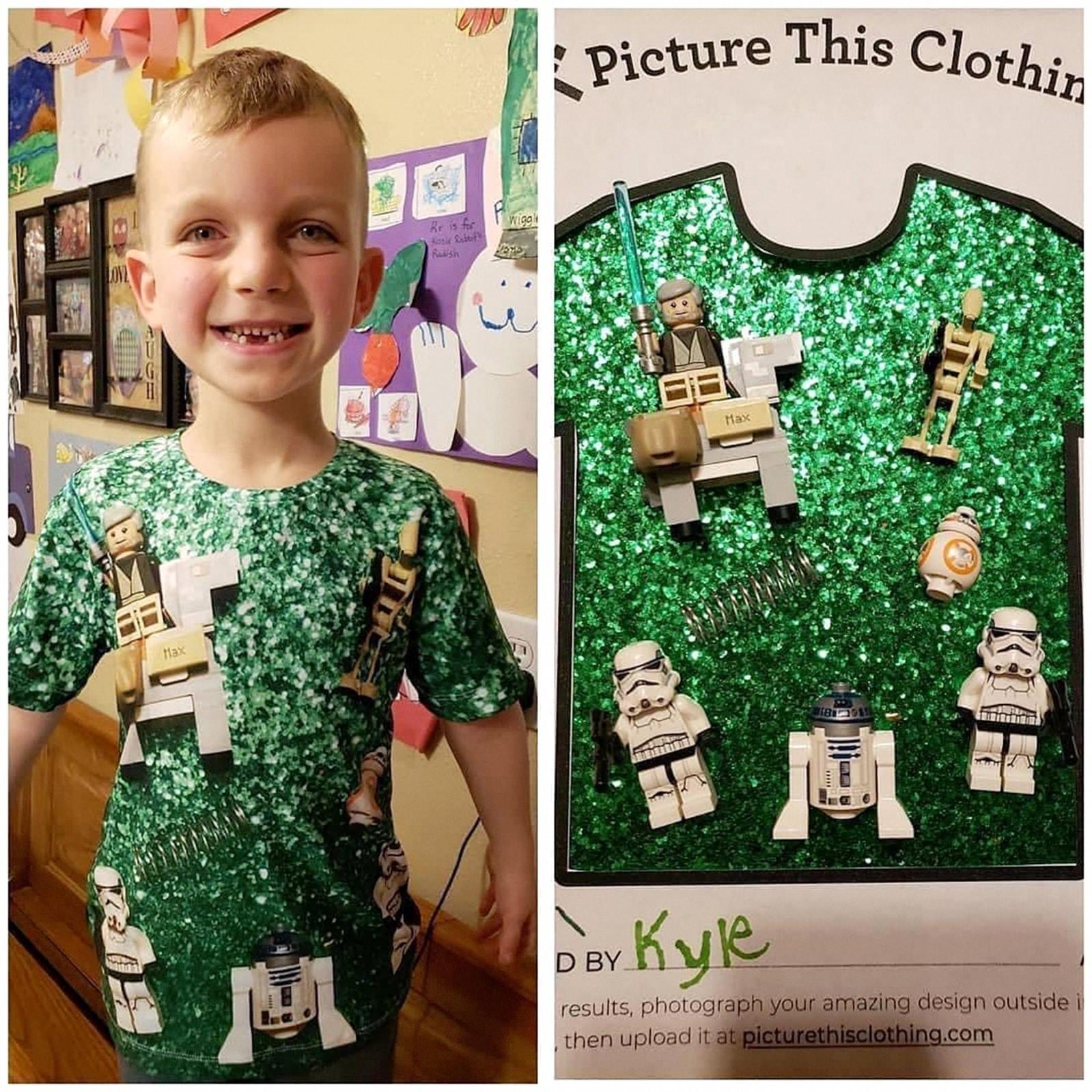 Как превратить детский рисунок в одежду? Идея для уникального бизнеса от дизайнера и мамы из Америки
