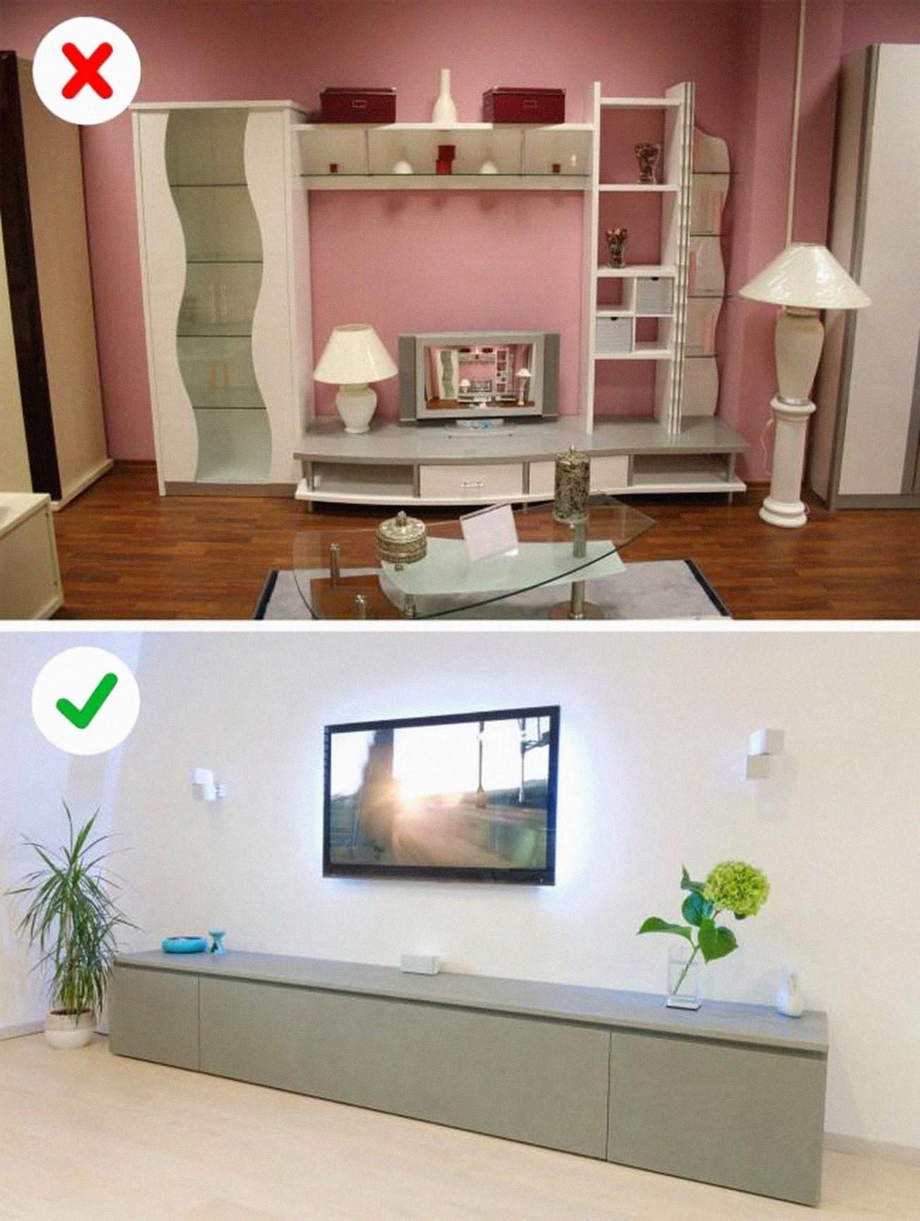 Мебельная стенка 3