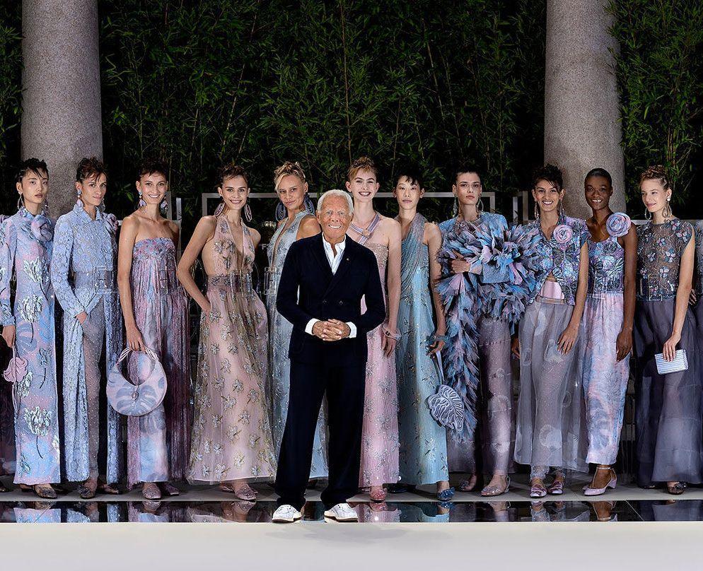Джорджио Армани о влиянии пандемии на мировую моду: «Я больше не хочу так работать, это аморально»