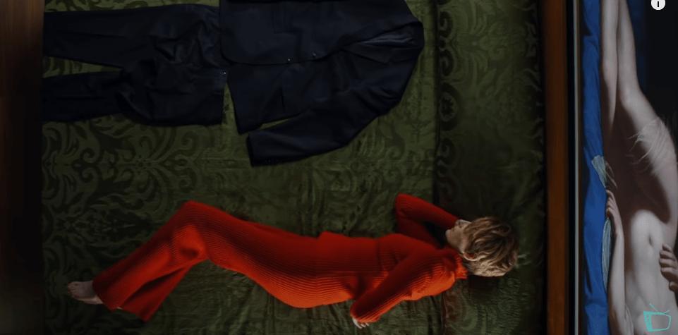 """3 декабря выходит в прокат новый фильм Педро Альмодовара """"ЧЕЛОВЕЧЕСКИЙ ГОЛОС"""" с Тильдой Суинтон  (трейлер)"""
