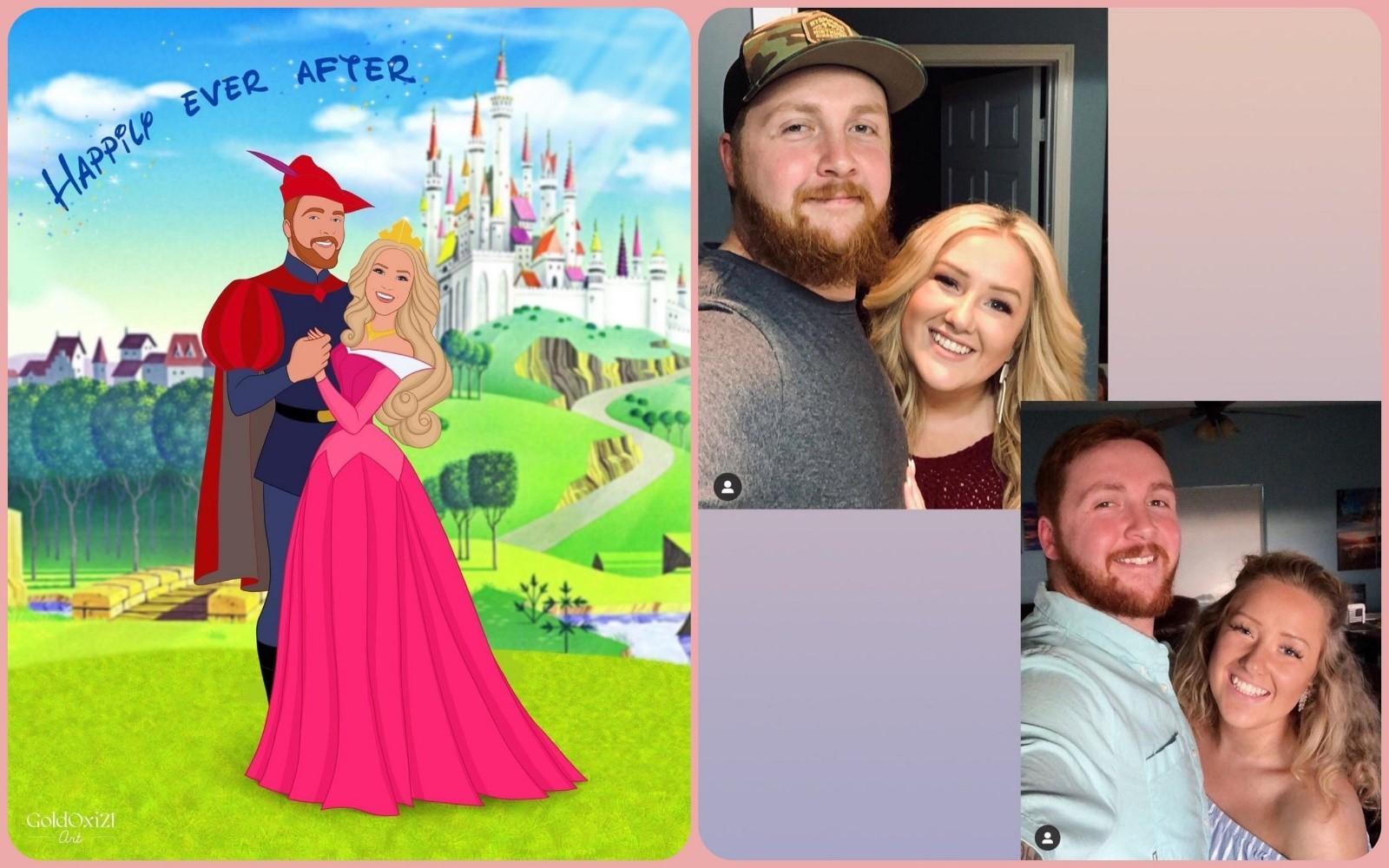 Как бы закончилась история принцесс Disney в реальной жизни: художница из России представила диснеевских принцесс в неожиданных ролях