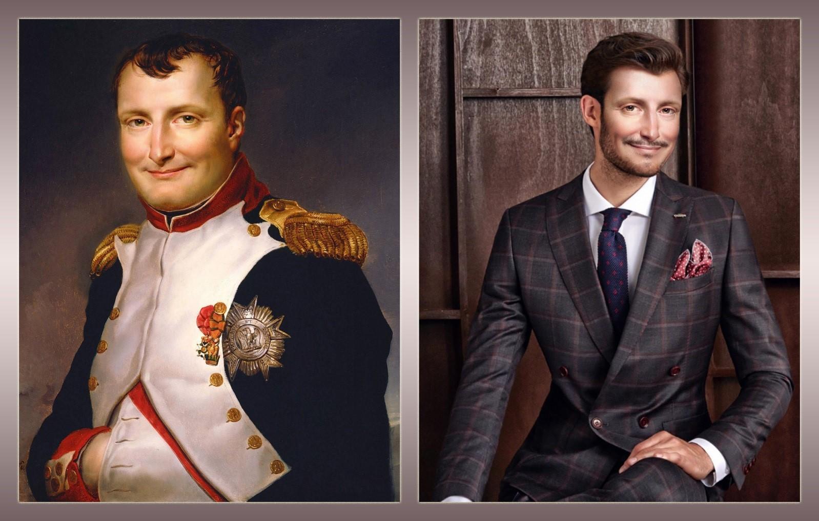 Как выглядели бы Екатерина II, Наполеон, Мария-Антуанетта, Пушкин и Лермонтов, если бы жили в наши дни