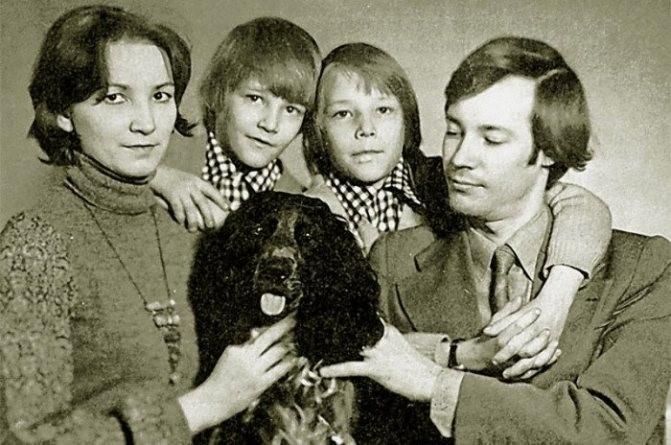 Скандал в семье Владимира Конкина: «Сын стал для меня иудой. Теперь мы с ним только однофамильцы»