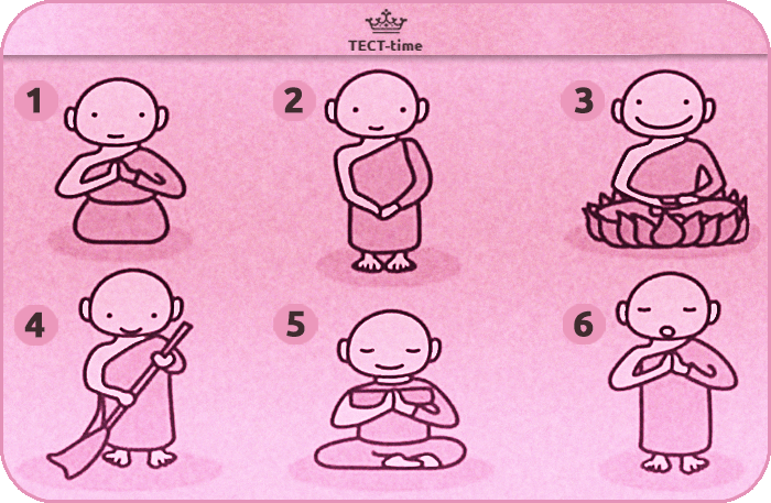 тест буддист
