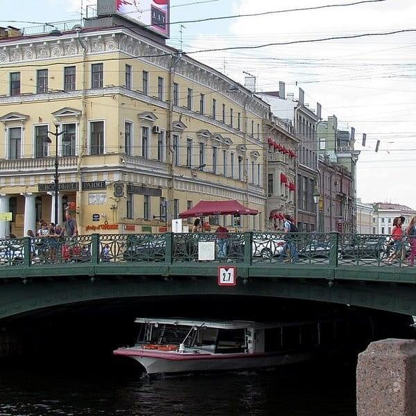 зелёный мост 3