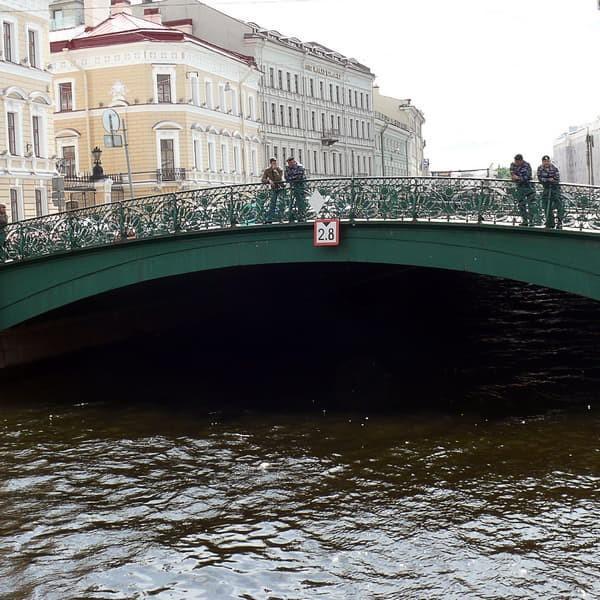 зелёный мост 5