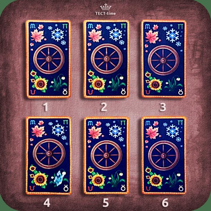 6 карт