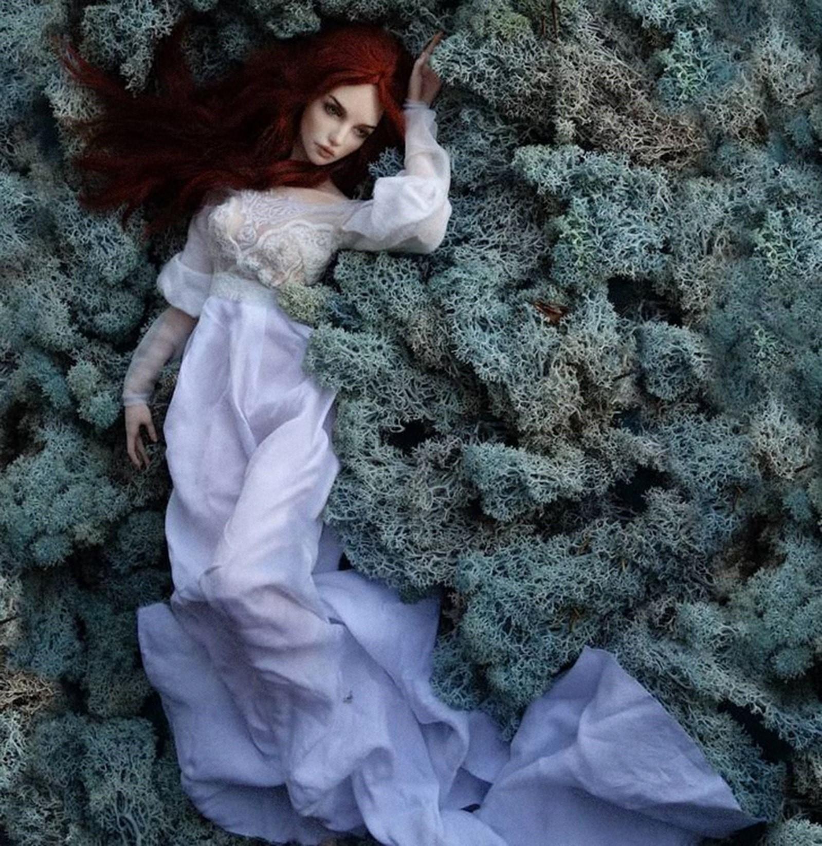 Куклы похожие на реальных людей: потрясающие работы украинской художницы