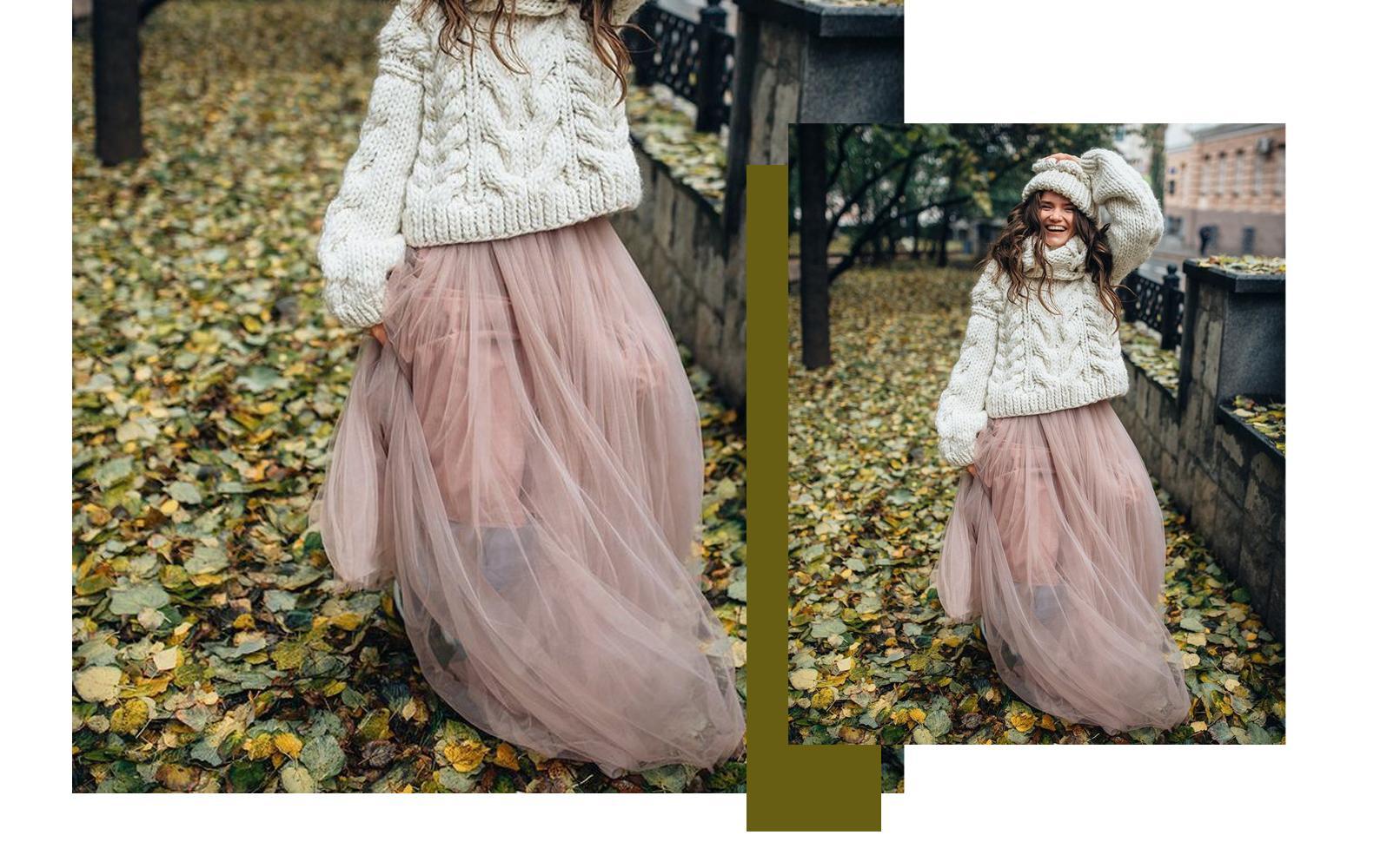 Мода на улице, когда минус или как оставаться стильной даже в холодные дни