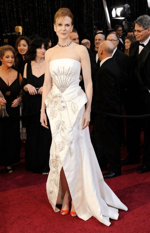 28 смелых и роскошных платьев звёзд на церемонии вручения Оскара