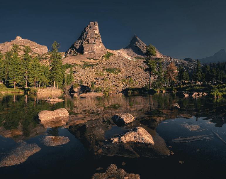 парк Ергаки 3