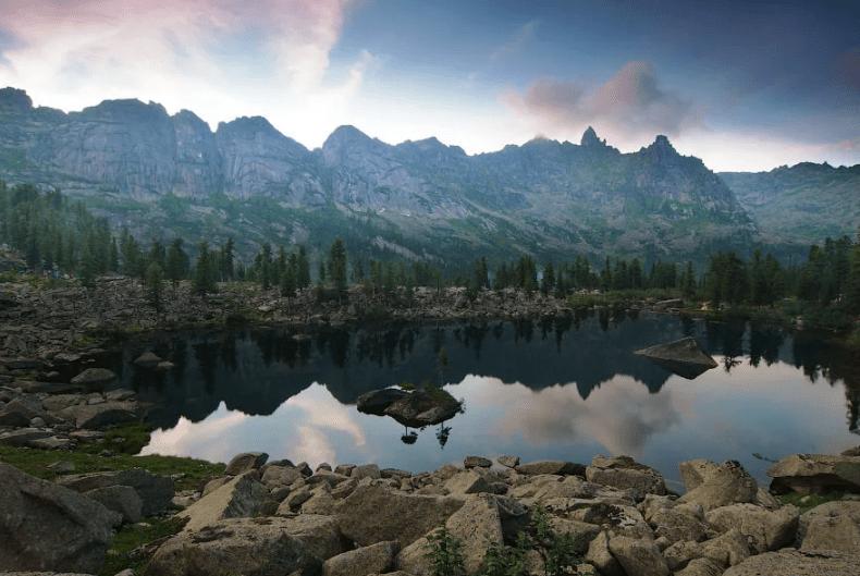 парк Ергаки 6