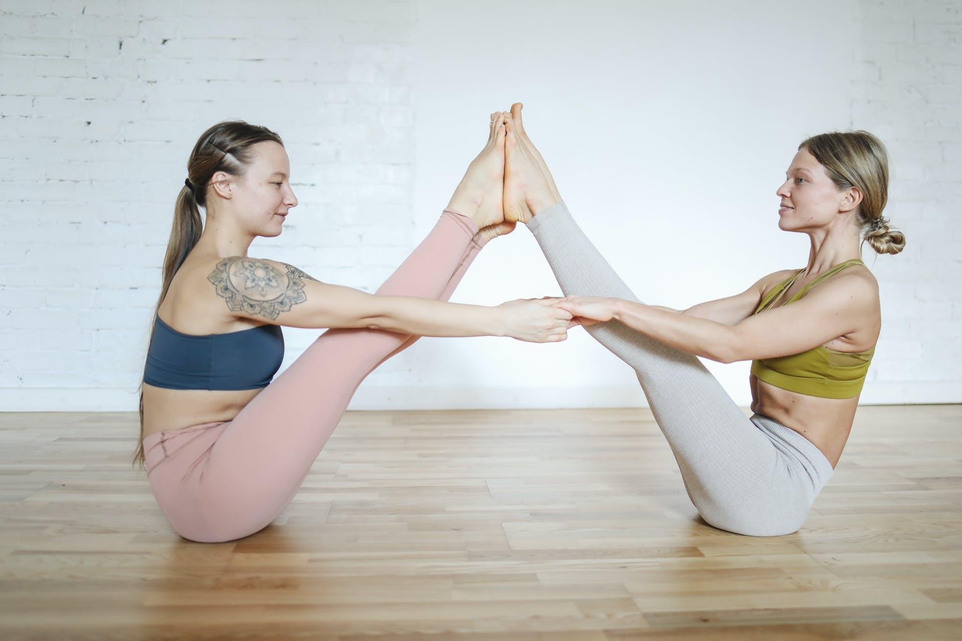 2 йога