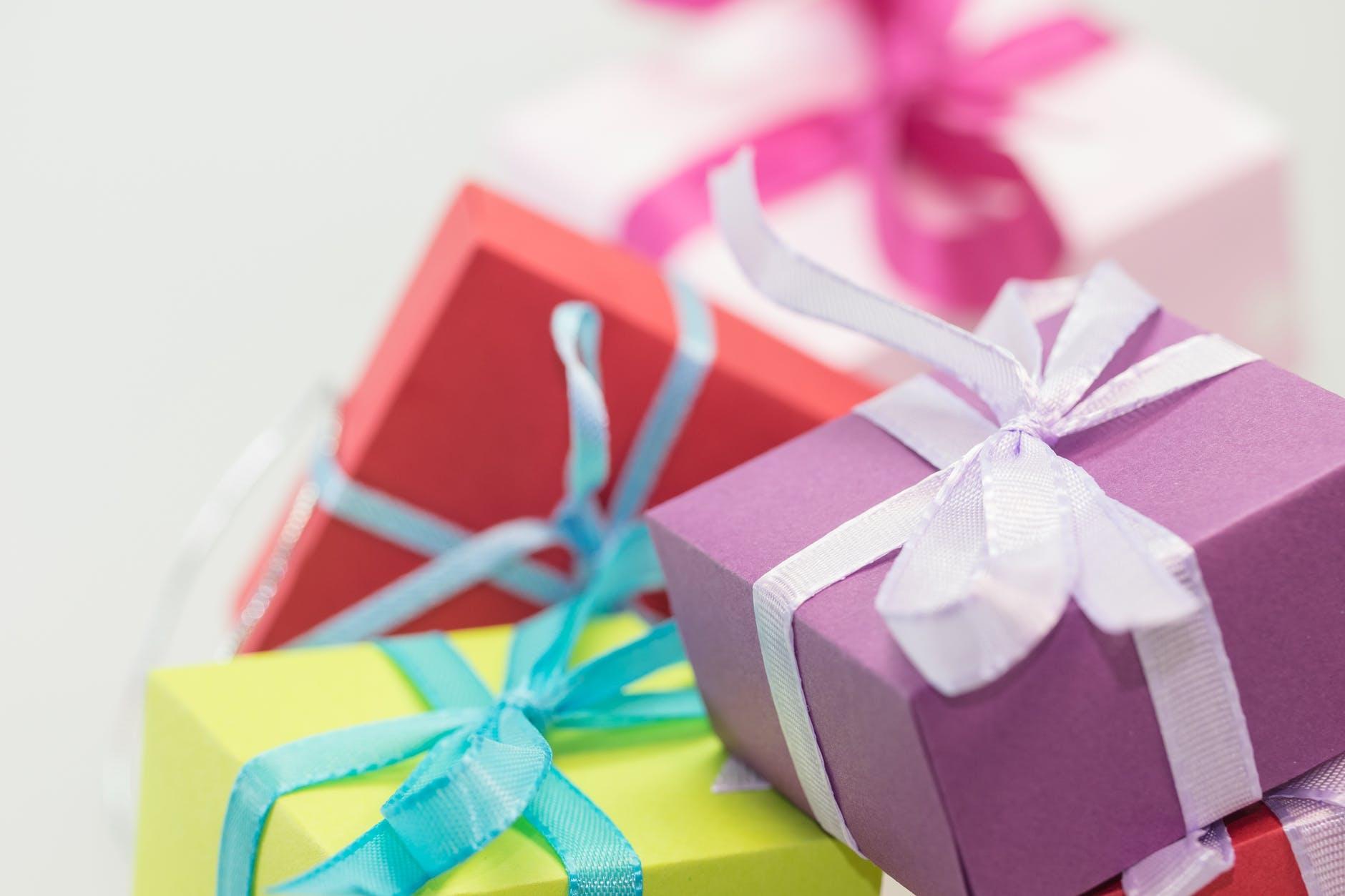 подарки 2