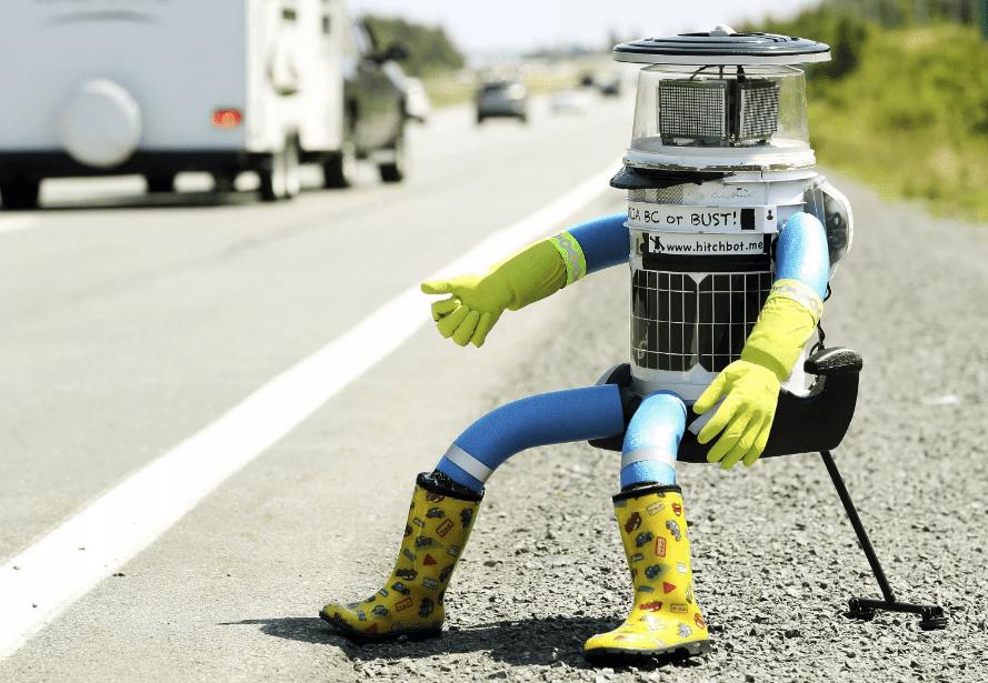Курьёзные случаи из жизни роботов-гуманоидов, ставшие поводом для смеха