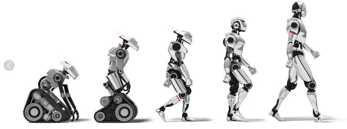 Робот Gaak
