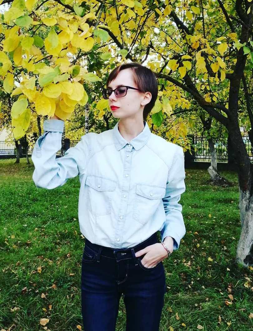 Юлия Клюквина - эксперт-стилист журнала COLADY