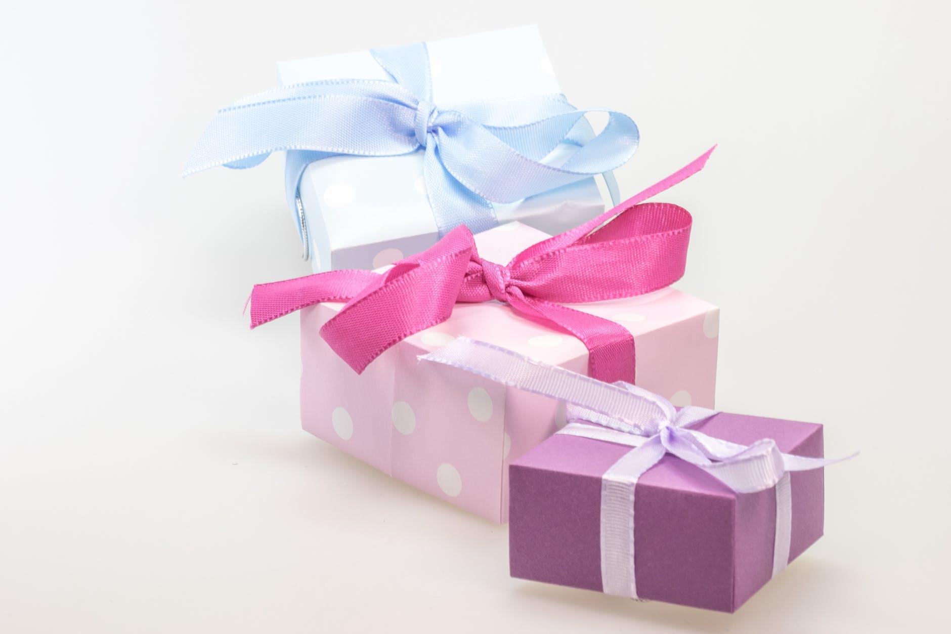 подарки 4
