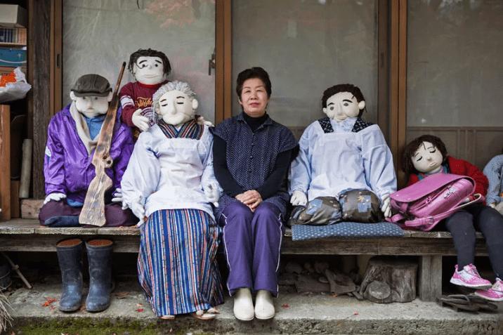 Деревня кукол
