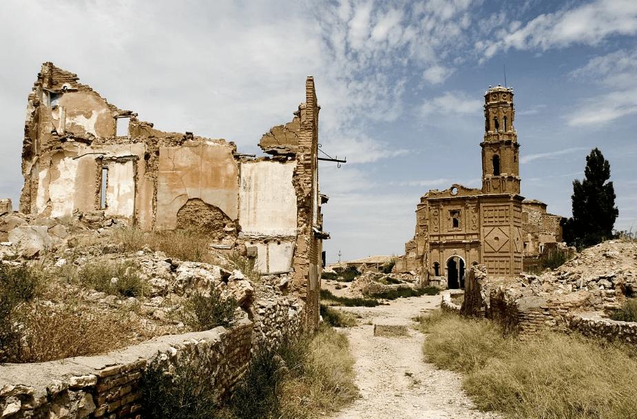 Руины Бельчите