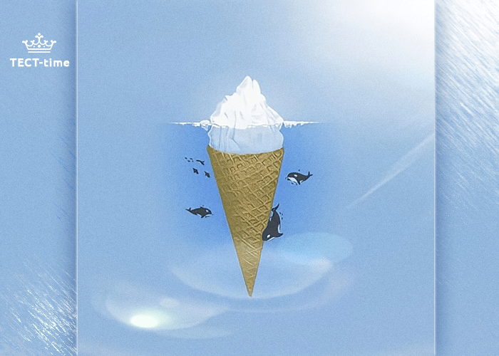 тест мороженое