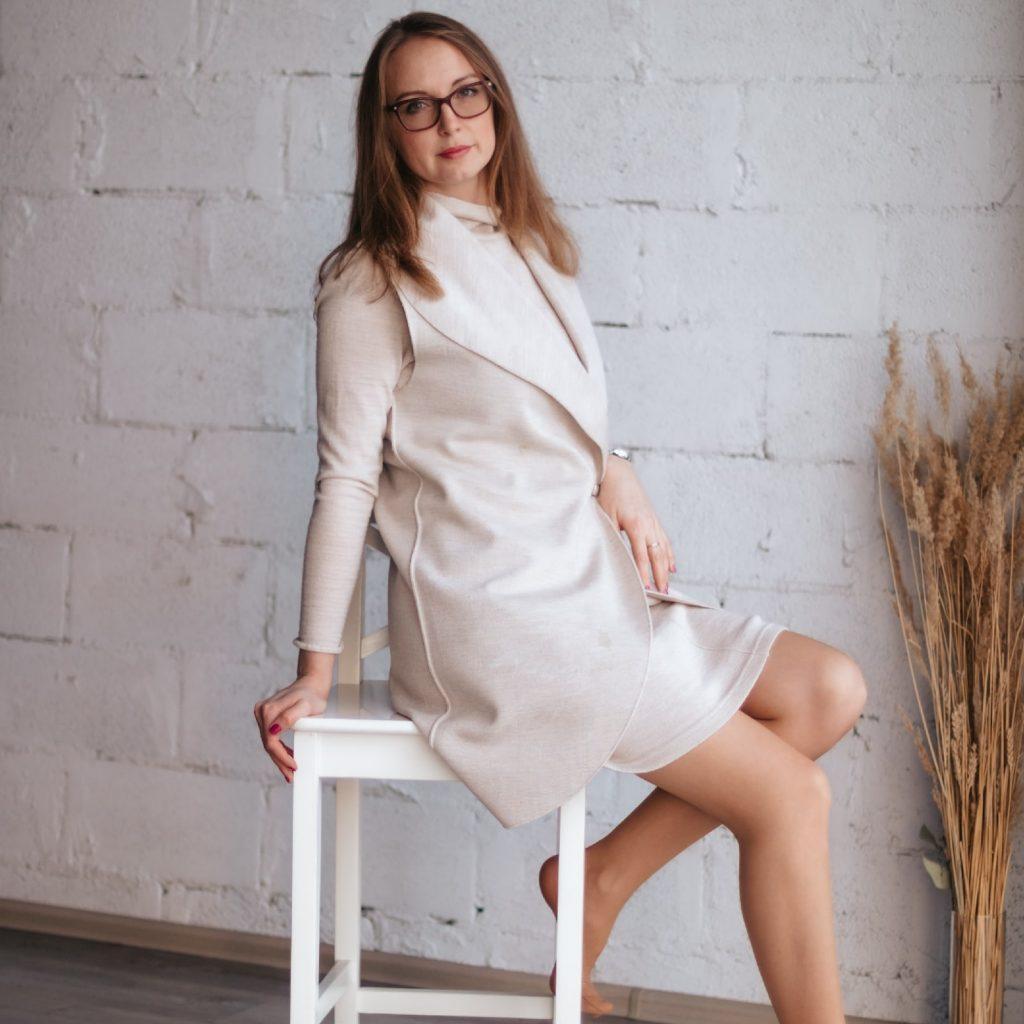 Ирина Даниленко, главный редактор журнала Colady, филолог